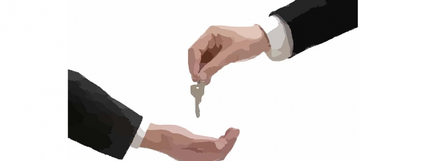 Contratto casa mazzo chiavi