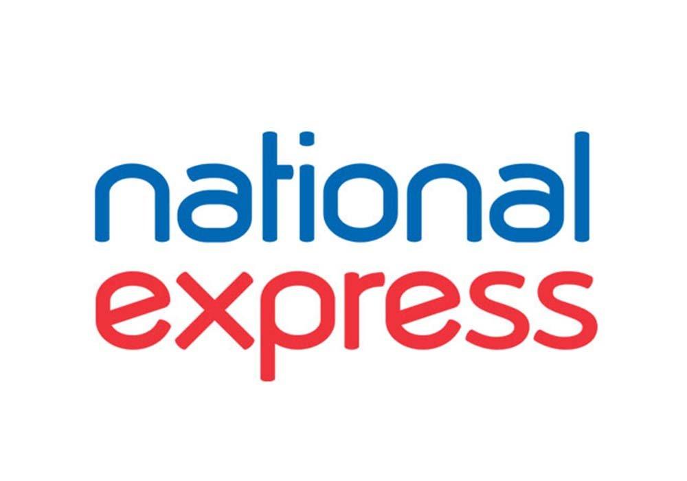 National Express logo pagina promozioni