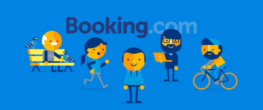 Trovare alloggio: Booking