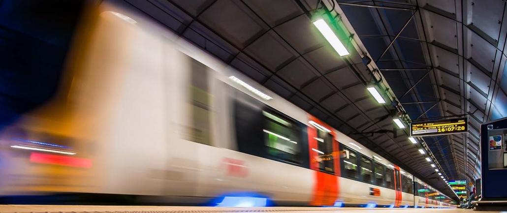 Trasporti Londra: i treni
