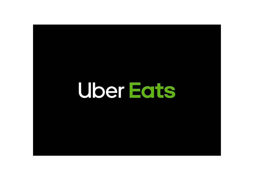 Uber eats logo pagina promozioni