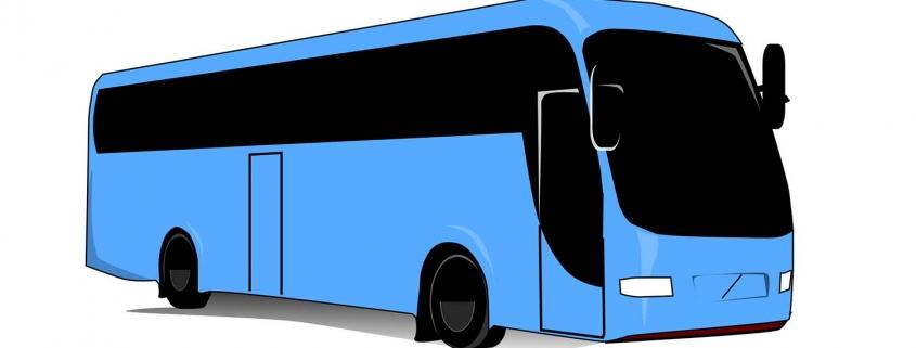 Utilizzare bus in Inghilterra