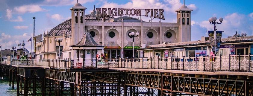 Brighton molo principale