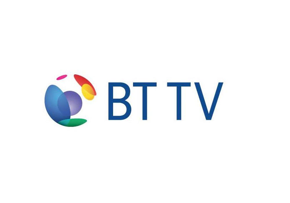 BT TV logo pagina promozioni