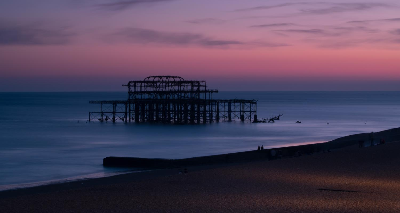 West Pier Sud Inghilterra