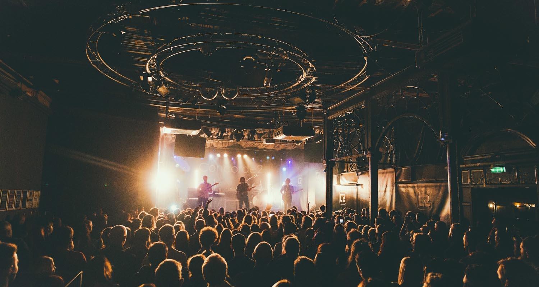Brighton sala concerti Concorde 2