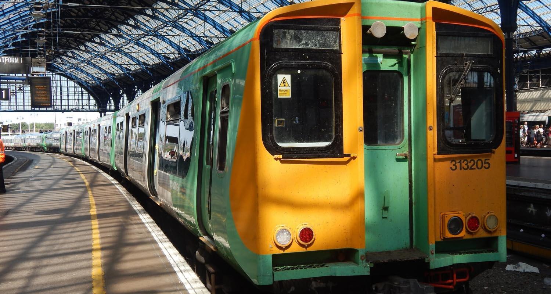 Stazione ferroviaria di Brighton