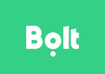 Bolt Taxi Logo