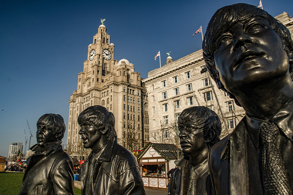 Londra Liverpool - Viaggia con Omio