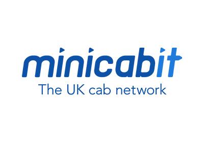 Minicabit Taxi Logo