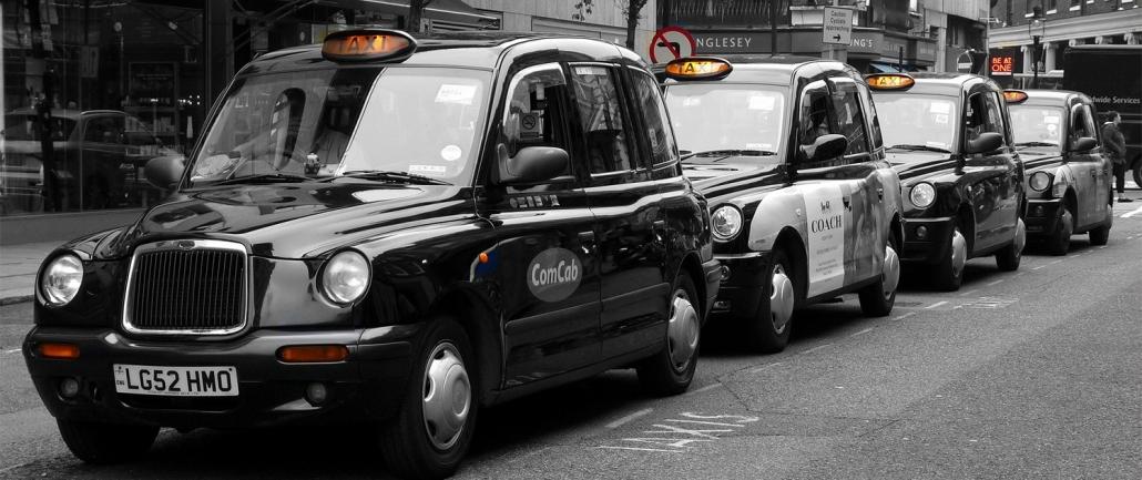 Come conseguire un lavoro da tassista a Londra
