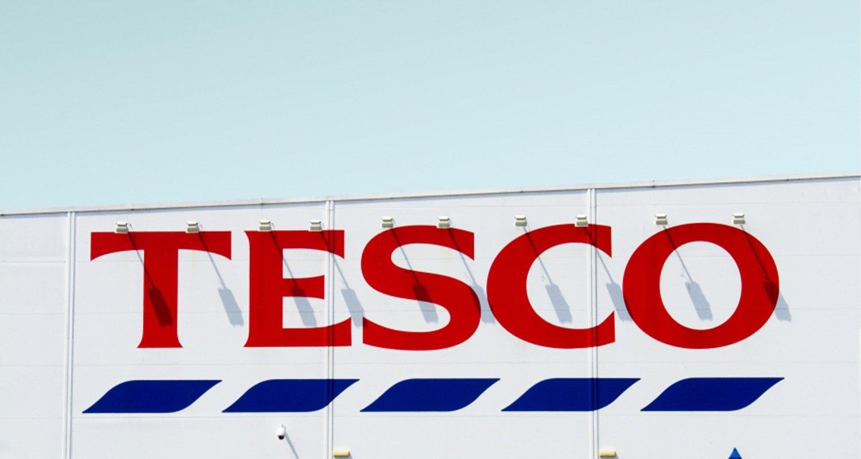 Tesco il supermercato numero uno in Inghilterra