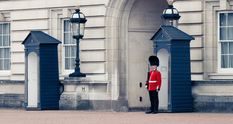 Londra cambio della guardia