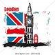Big Ben Londra Icona