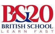 B&20 logo